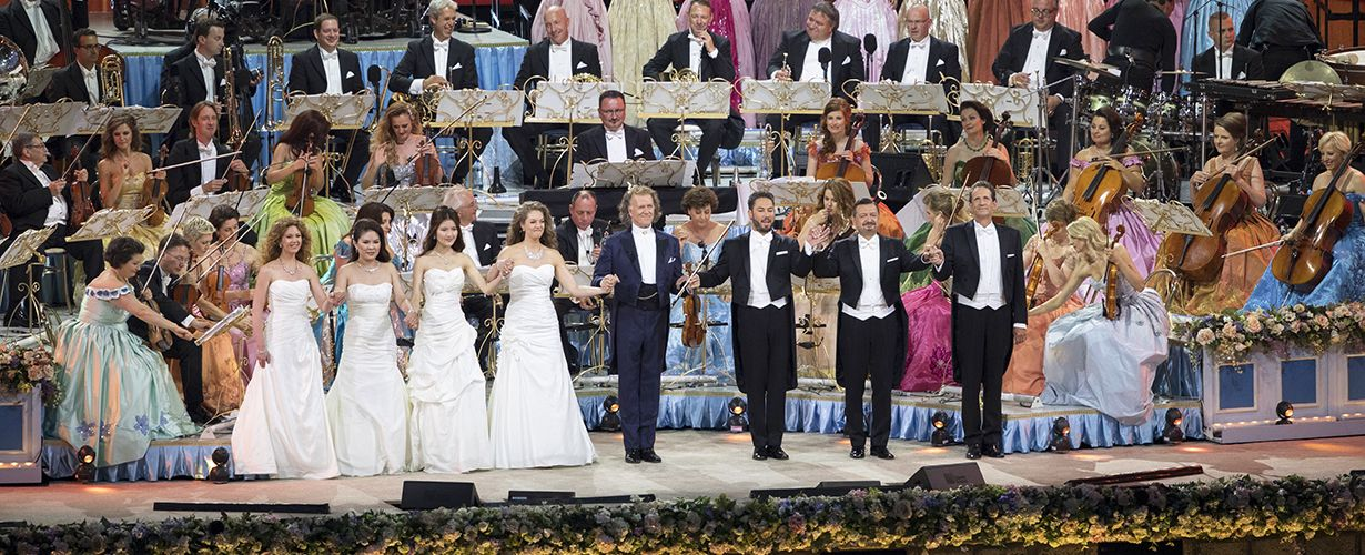Christmas Concert In Vienna 2020 Andre Rieu Concerts 2020 Tour
