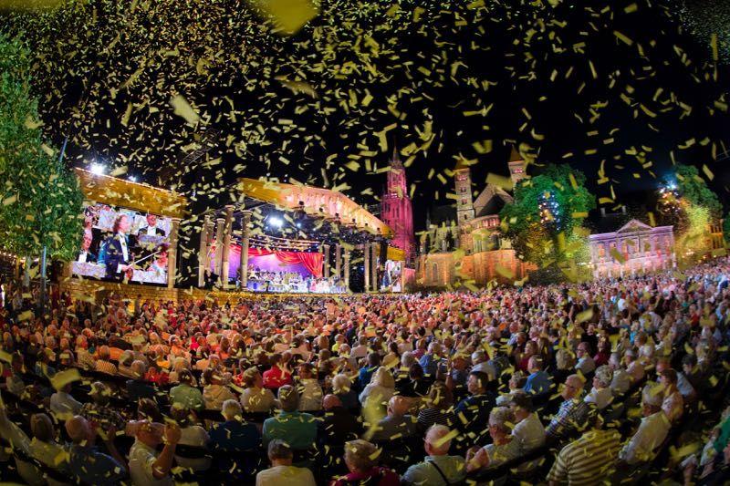 andré rieu's 2018 hometown concerts