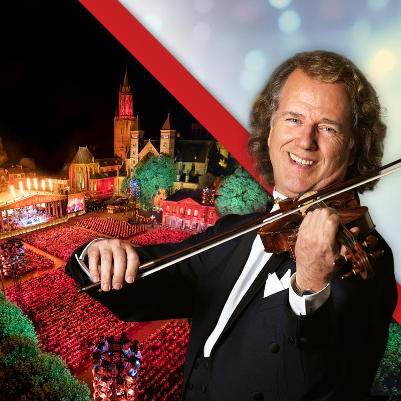 André Rieu 2018 Maastricht Concert - Amore My Tribute to Love