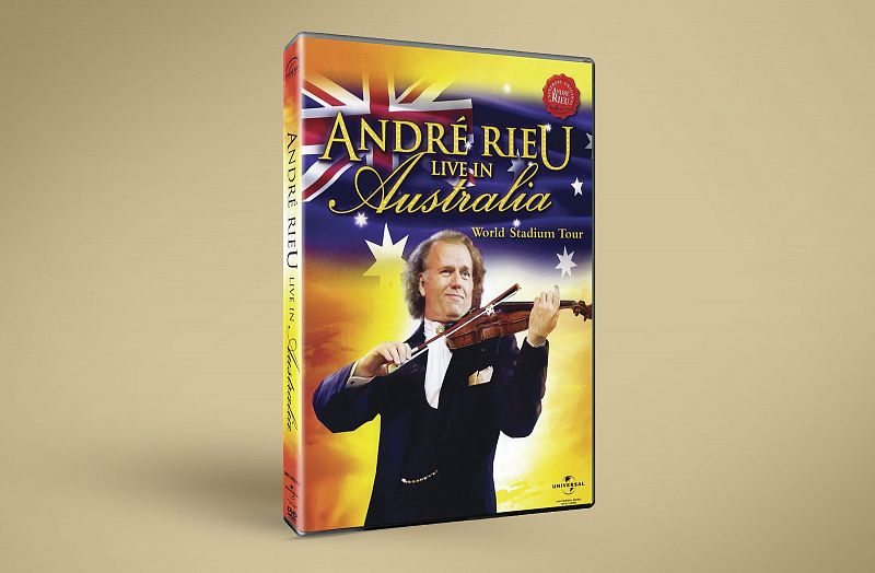 Christmas Down Under- Live from Sydney - André Rieu