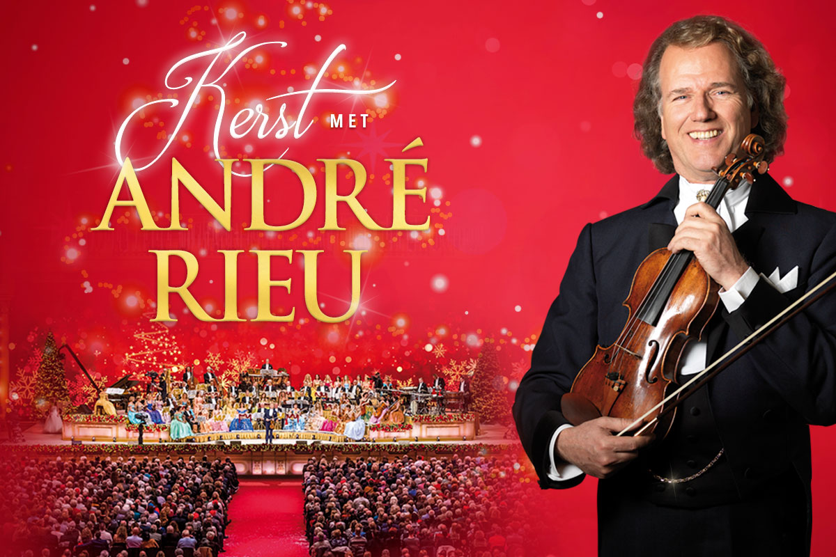 Christmas Orchestra Concerts 2020 André Rieu announces Christmas Concerts 2020